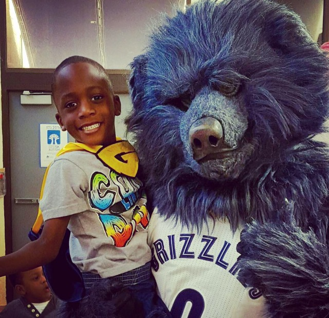 Markeyce & Grizz